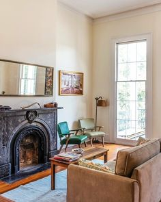 A Historic Remodeled New Orleans Home