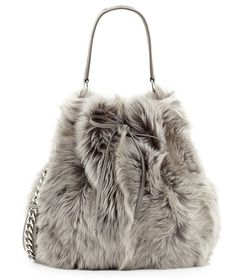 Ralph Lauren Fur Bag ralph lauren #bag - chain