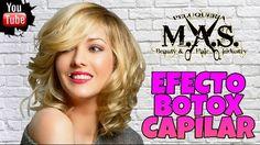 Siente el efecto #botox #capilar en tu #cabello, ahora en #Peluquería #M.A.S. #Fuengirola. https://youtu.be/Zk4mDbNc6yI