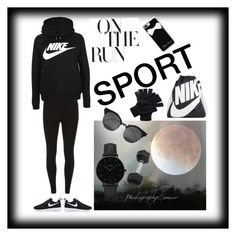 """""""SPORT"""" by pepigna92 ❤ liked on Polyvore featuring art"""