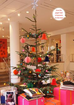 Love the bells & balls - definitely for next years christmas tree