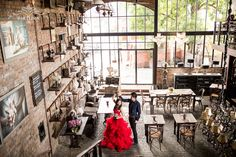 Bali Cafes Pre Wedding Shoot at Bistrot Cafe and Motel Mexicola by Bali Pixtura on OneThreeOneFour