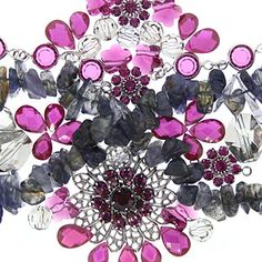 Ruby Blues | Fusion Beads