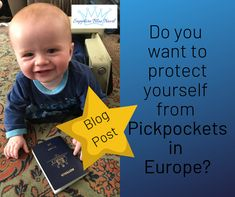 How to outsmart Pick pockets and petty thieves in Europe - Tips Stressed Out, Blue Sapphire, Traveling By Yourself, Travelling, Target, Europe, Tips, Blog, Blogging
