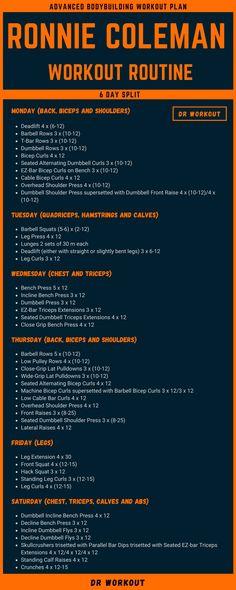 Beginners Gym Workout Plan, Full Body Workout Plan, Gym Workout Plan For Women, Gym Workouts Women, Gym Workout Tips, Arnold Workout Plan, Beginner Gym Workouts, Weight Lifting Workout Plan, Planet Fitness Workout Plan