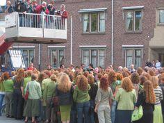 RedHeadDays Breda   4 - 6 september 2015 Redhead Days 2005