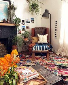 boho style decor ideas 51