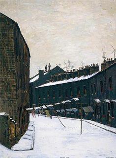 Bitter Cold, Chapel Street: Peter Brook