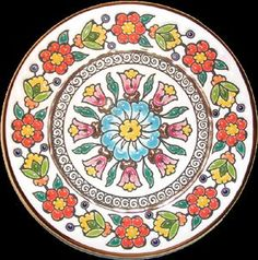 Decorative Plates at SpanishPlates.com