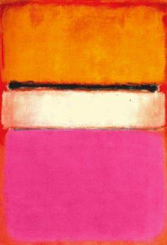 M.Rothko! LOVE!