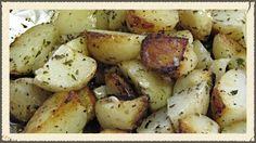 Pommes de terre grelots en papillote