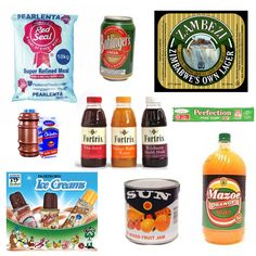 Zimbabwe food brands                                                                                                                                                                                 More