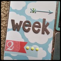 Project Life 2014: Week 2