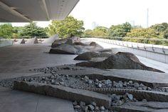 Shunmyo  Masuno    Canada's hanging garden of stone in Japan   The Japan Times