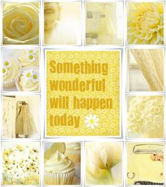 moodboard yellow by Audrey