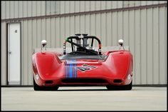 1969 Lola T163 Can Am Race Car Chassis No. SL163/20 for sale by Mecum Auction
