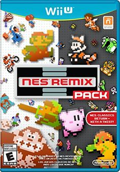 NES Remix Pack - Wii U Nintendo http://www.amazon.ca/dp/B00NMV2F9I/ref=cm_sw_r_pi_dp_00Pvvb1WXHWJ8