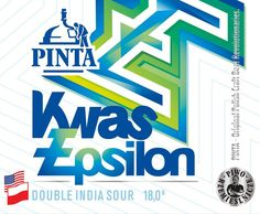 Pinta - Kwas Epsilon  http://www.beer-pedia.com/index.php/news/19-global/4671-pinta-kwas-epsilon  #beerpedia #browarpinta #sourale #citra #mosaic #warrior #cascade #columbus #beerblog #beernews #newrelease #newlabel #craftbeer #μπύρα #beer #bier #biere #birra #cerveza #pivo #alus