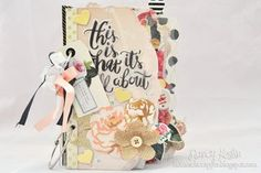 Another stunning mini album by Nancy for Clear Scraps, using their amazingly unique designs! http://www.clearscraps.com/product_p/csmxmedley.htm