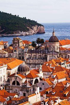 The Old City of Dubrovnik and Lokrum Island, Croatia