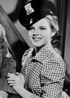 Judy Garland in Little Nellie Kelly, 1940: