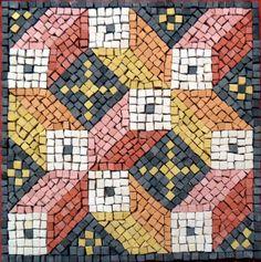 9 Best Roman Geometric Mosaics Border Patterns Images