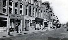 Groningen<br />De stad Groningen: Oostersingel 1969