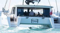 Official British Launch of the RAPIER 550 – Performance Catamaran | BROADBLUE