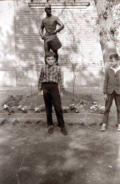 1960-as évek. Dózsa György általános iskola udvara. Kisdobos szobor. Old Pictures, Historical Photos, Budapest, Historical Pictures, Antique Photos, Old Photos, History Photos