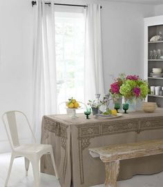 Countryliving.com Home Makeover Dining Room After Lgn. Part 86
