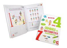 Craques da matemática: 4 Anos  | Editorial Presença