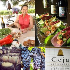 Ceja Vineyards - Napa Valley, California