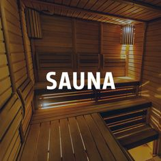 #Sauna Sauna, Stairs, Neon Signs, Home Decor, Recovery, Time Out, Luxury, Ad Home, Stairway