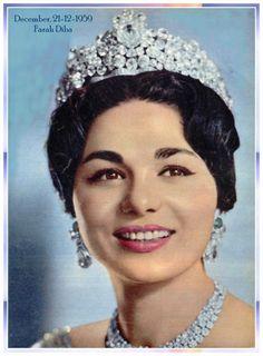 Emperatriz Farah née Diba