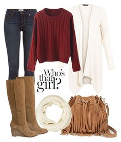 """""""Senza titolo #387"""" by lady-cherries00 ❤ liked on Polyvore featuring Paige Denim, Lucky, Rebecca Minkoff and Rachel Zoe"""
