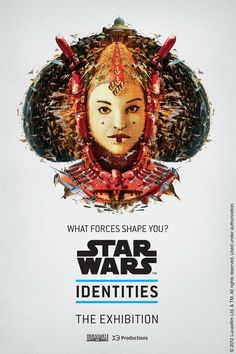 Star Wars Mosaics - Stat Wars Identities The Exhibition