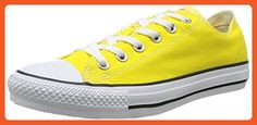 Converse - CT OX - 147134C - Color: Black-Yellow-White - Size: 6.5 - Sneakers for women (*Amazon Partner-Link)