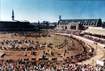 Grand parade at the RAS Easter show 1950.