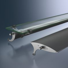 Schüco ALB beweglich (linear) - Sonnensschutzsystem  AKS Office Supplies