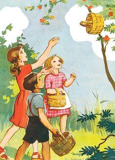 Resultado de imagen de martta wendelin illustrations
