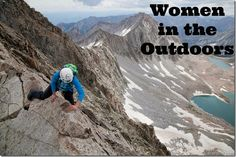 Women in the Outdoors: We're On The Rise! #OutdoorWomen
