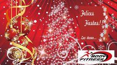 BODY Fitness gimnasio en Yecla e desea feliz navidad !