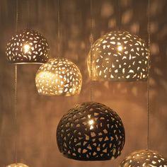 OFF Lighting. Lighting hanging by rachelnadlerceramics on Etsy Hanging Chandelier, Modern Chandelier, Hanging Lights, Dining Room Light Fixtures, Pendant Light Fixtures, Pendant Lighting, Ceiling Shades, Ceiling Lights, Lamp Shades