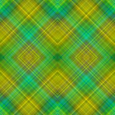 GREEN SPRING GRASS DIAGONAL PLAID fabric by paysmage on Spoonflower - custom fabric