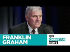 A government minister has called on the owners of venues who cancelled the booking of Franklin Graham to ensure they are not unlawfully discriminating on ground Billy Graham Family, Billy Graham Quotes, Franklin Graham, Interview, Spirituality, Bible, Christian, News, Worship