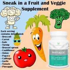 Fruits And Vegetables, Veggies, Wellness Products, Kale, Broccoli, Cauliflower, Health And Wellness, Carrots, Pineapple