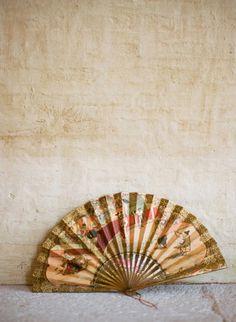 Oriental fan...love :)