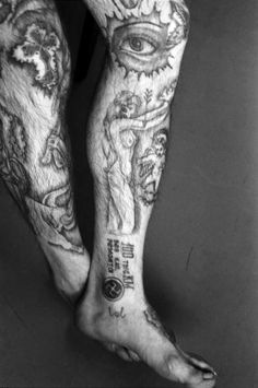 Russian Prison Tatoos