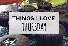 All the things I'm loving in food and travel!