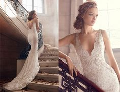 Lazaro Bridal Dresses Style 3501 by JLM Couture, Inc.